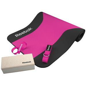 Reebok(リーボック) Yoga Set(DVD付き) RE40023PK ピンク - 拡大画像