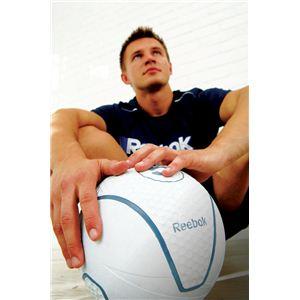 Reebok(リーボック) Medicine Ball(メディシンボール) 5kg RE40125WH - 拡大画像