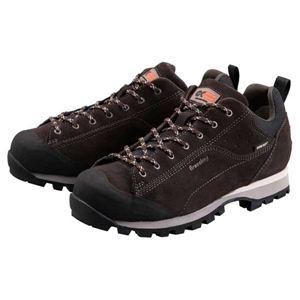 【登山靴】キャラバン(CARAVAN) グランドキング(Grandking) GK71 11710 チャコール 23.5cm - 拡大画像