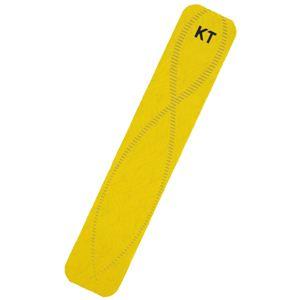 KT TAPE PRO(KTテーププロ) パウチタイプ 5枚入り イエロー (キネシオロジーテープ テーピング) - 拡大画像