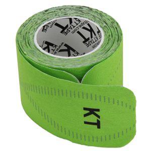 KT TAPE PRO(KTテーププロ) ロールタイプ 15枚入り グリーン (キネシオロジーテープ テーピング) - 拡大画像