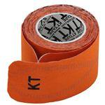 テーピング/キネシオロジーテープ 【オレンジ】 幅50mm ロールタイプ 15枚入り 『KT TAPE PRO KTテーププロ』 〔スポーツ〕