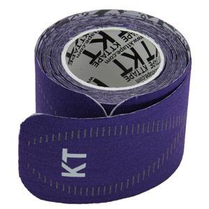 テーピング/キネシオロジーテープ【パープル】幅50mmロールタイプ15枚入り『KTTAPEPROKTテーププロ』〔スポーツ〕