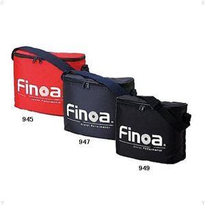 Finoa(フィノア)トレーナーズバッグ(ブラック)949