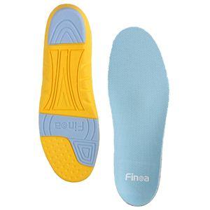 Finoa(フィノア) パフォーマンス 男性用インソールM (25 〜 26.5 cm ) 32022 (靴の中敷き)