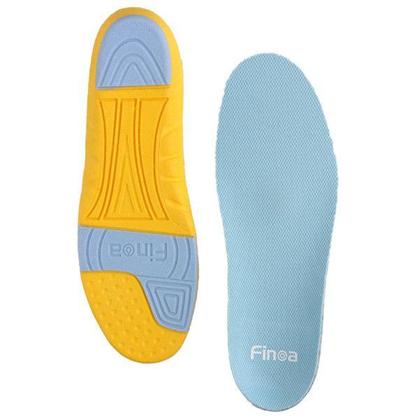Finoa(フィノア) パフォーマンス 男性用インソールL (27 〜 28.5 cm ) 32023 (靴の中敷き)