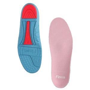 Finoa(フィノア) アーチフィット 女性用インソール M 33032 (靴の中敷き)