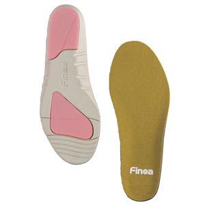 Finoa(フィノア) ライトフィット 女性用インソール M 33112 (靴の中敷き)