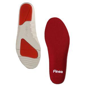 Finoa(フィノア) ウォーキング 女性用インソール M 33122 (靴の中敷き)