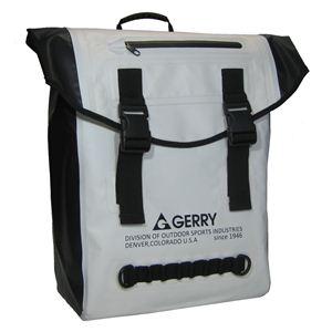 バイタルジャパン GERRY(ジェリー) バックパック GE5010 ホワイト - 拡大画像