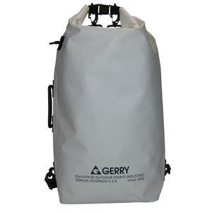 バイタルジャパン GERRY(ジェリー) ドライバック GE5012 ホワイト - 拡大画像
