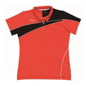 BridgeStone(ブリヂストン) ゲームシャツ 52CL4A オレンジ M - 拡大画像