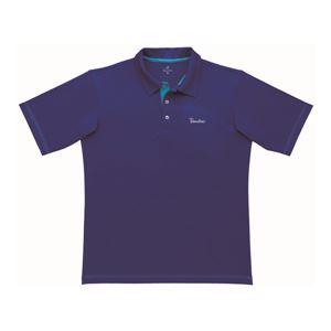 BridgeStone(ブリヂストン) ゲームシャツ 52CM2A ブルー LL
