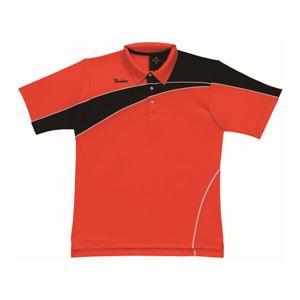 PARADISO(パラディーゾ) ゲームシャツ 52CM4A オレンジ×ブラック M