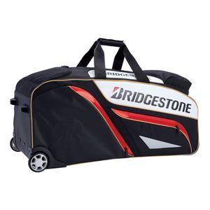 BridgeStone(ブリヂストン) トーナメントバッグ TRB210 ブラック - 拡大画像
