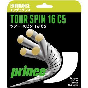 グローブライド Prince(プリンス) ツアースピン 16 7JJ005 シルバー - 拡大画像