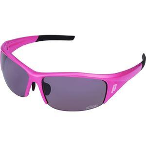 グローブライド Prince(プリンス) プレミアムコントラスト レンズ付きサングラス PSU330 ピンク - 拡大画像