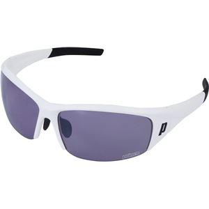 グローブライド Prince(プリンス) プレミアムコントラスト レンズ付きサングラス PSU330 ホワイト - 拡大画像