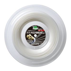 GOSEN(ゴーセン) ポリブレイク16ロール TS1602W