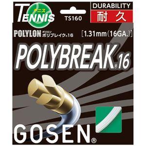 GOSEN(ゴーセン)ポリブレイク16TS160W