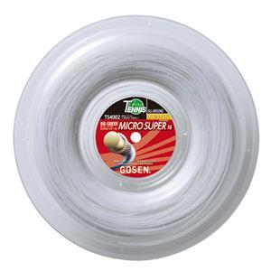 GOSEN(ゴーセン) オージー・シープ ミクロスーパー16ロール ホワイト TS4002W
