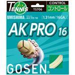 GOSEN(ゴーセン) ウミシマ AKプロ16 ナチュラル TS706NA