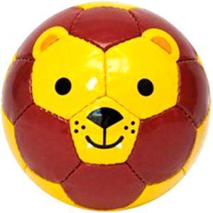 SFIDA(スフィーダ) SFIDA FOOTBALL ZOO BSFZOO05 ライオン ミニボール1号球 - 拡大画像