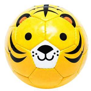 SFIDA(スフィーダ) SFIDA FOOTBALL ZOO BSFZOO05 トラ ミニボール1号球 - 拡大画像