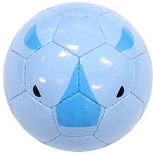 SFIDA(スフィーダ) SFIDA FOOTBALL ZOO BSFZOO05 サイ ミニボール1号球 - 拡大画像
