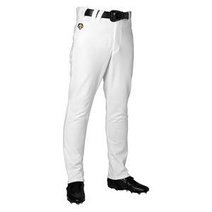 デサント(DESCENTE) ユニフィットパンツ ストレート (野球) DB1013LP Sホワイト M
