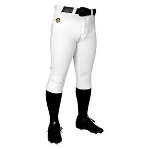 デサント(DESCENTE) ジュニアユニフィットパンツ ショートフィットパンツ (野球) JDB1014P Sホワイト 150
