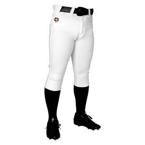 デサント(DESCENTE) ジュニアユニフィットパンツ ショートフィットパンツ (野球) JDB1014P Sホワイト 160