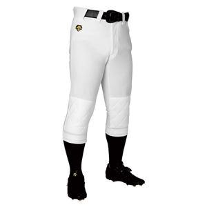デサント(DESCENTE) ジュニアユニフィットパンツ キルト付きレギュラーパンツ (野球) JDB1016P Sホワイト 160