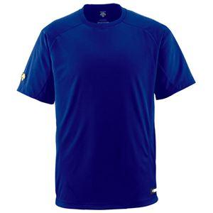 デサント(DESCENTE)ジュニアベースボールシャツ(Tネック)(野球)JDB200シルバー150