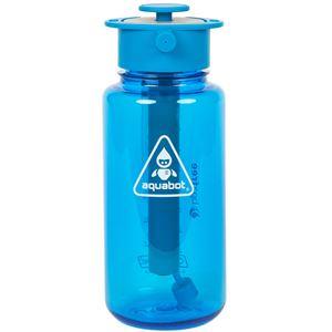 LUNATEC(ルナテック) aquabot 1000ml ブルー LTA1057000 - 拡大画像