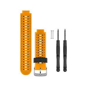 GARMIN(ガーミン) ベルト交換キットFAx3x用 OrangeBlack 1125196