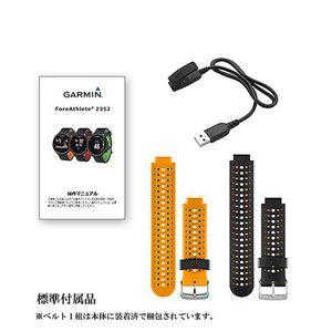 GARMIN(ガーミン) ForeAthlete 235J BlackOrange【日本正規品】 37176J