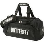 バタフライ(Butterfly) 卓球バッグ スタンフリー・ダッフル 62850 シルバー