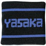 (まとめ) ヤサカ(Yasaka) 卓球アクセサリー ラドンリストバンド2 Z64 ブルー 【×3セット】