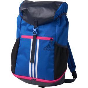 adidas(アディダス) FB バックパック 26L カラー:ブルー/ホワイト