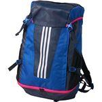 adidas(アディダス) FB バックパック 30L カラー:ブルー/ホワイト
