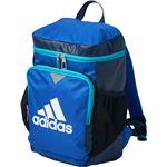 adidas(アディダス) KIDS バックパック 9 カラー:ブルー/カレッジネイビー