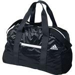 adidas(アディダス) パッカブル ボストンバッグ カラー:ブラック
