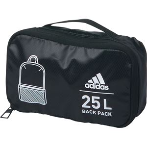 adidas(アディダス) パッカブル バックパック カラー:ブラック