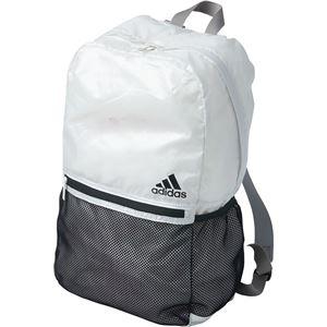 adidas(アディダス) パッカブル バックパック カラー:ホワイト