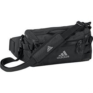 adidas(アディダス) OPS ウエストバッグ 6 カラー:ブラック