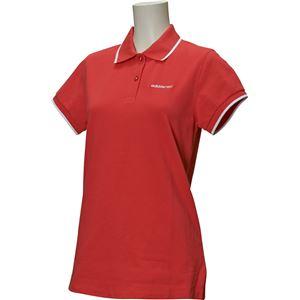 adidas(アディダス) HM シンプルポロシャツ W カラー:コアピンク サイズ:J/S Women's