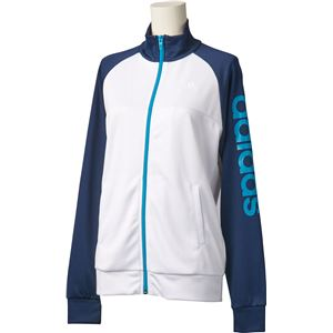 adidas(アディダス) TEAM ジャージジャケット カラー:ホワイト サイズ:J/M Women's