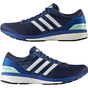 adidas(アディダス) adiZERO boston BOOST 2 サイズ:25cm  men's