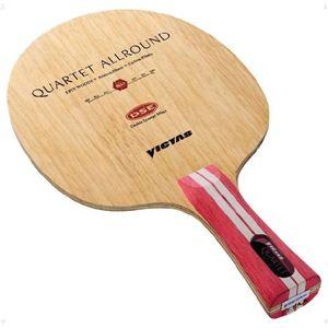 ヤマト卓球 VICTAS(ヴィクタス) シェイクラケット QUARTET ALLROUND FL(カルテット オールラウンド ストレート) 026094
